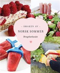 Smaken av norsk sommer - Roy Andersen, Lina Dybdal, Tor Jacobsen, Åse-Marit Thorbjørnsrud pdf epub