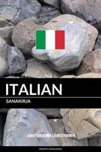 Italian Sanakirja: Aihepohjainen Lahestyminen