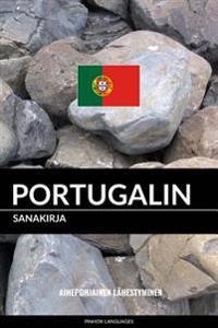 Portugalin Sanakirja: Aihepohjainen Lahestyminen