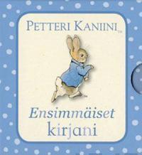 Petteri Kaniini - Ensimmäiset kirjani