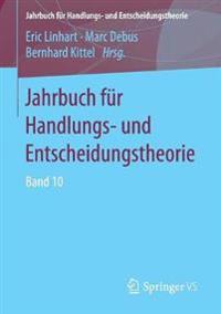 Jahrbuch F r Handlungs- Und Entscheidungstheorie