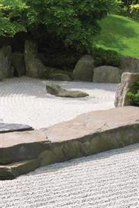 Zen Garden Grid Notebook: 150 Page Grid Notebook Journal Diary
