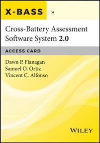 Cross-Battery Assessment Software System 2.0 (X-Bass 2.0) Access Card