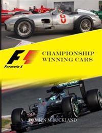 Formula 1 Championship Winning Cars