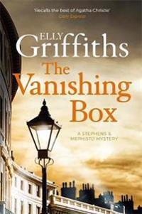 Vanishing box - stephens and mephisto mystery 4