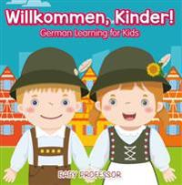 Willkommen, Kinder! | German Learning for Kids