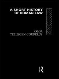 Short History of Roman Law