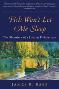 Fish Won't Let Me Sleep