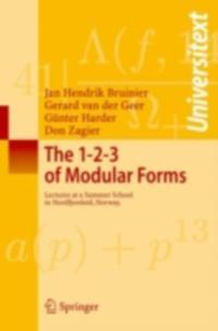 1-2-3 of Modular Forms