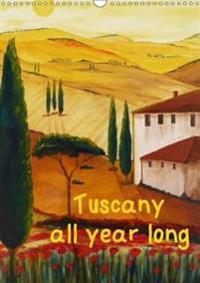 Tuscany All Year Long / UK-Version 2018