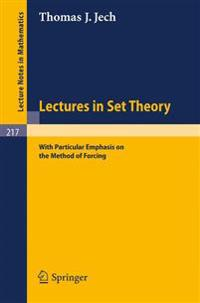 Lectures in Set Theory