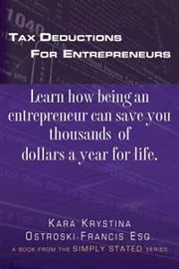 Tax Deductions for Entrepreneurs