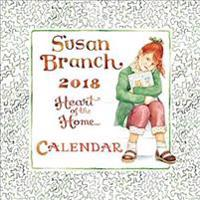Susan Branch 2018 Mini Wall