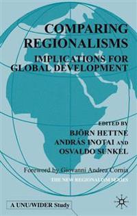Comparing Regionalisms