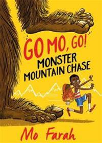 Go Mo Go: Monster Mountain Chase!: Book 1