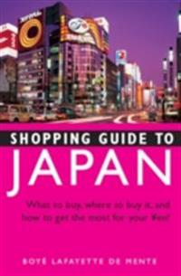 Shopping Guide to Japan