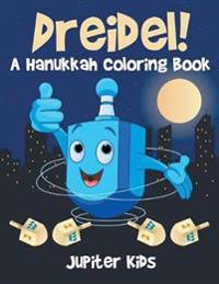 Dreidel! a Hanukkah Coloring Book