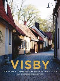 Visby : en pärla i Östersjön  / Like a pearl in the Baltic sea / Wie eine perle in der ostsee
