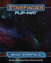 Starfinder Flip-Mat: Basic Starfield