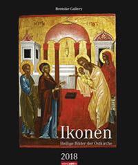 Ikonen - Kalender 2018