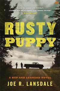 Rusty puppy - hap and leonard book 10