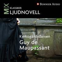 Kyrkogårdsdamen : novell