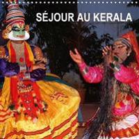 Sejour Au Kerala 2018