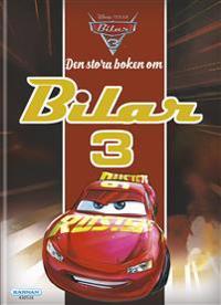Den stora boken om Bilar 3