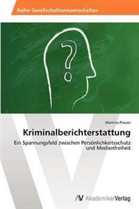 Kriminalberichterstattung