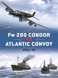 Fw 200 Condor vs Atlantic Convoys, 1941-43
