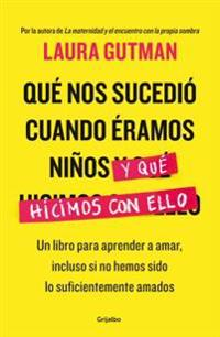 Qué Nos Sucedio Cuando Eramos Niños y Que Hicimos Con Ello / What Happened to Us When We Were Children and What We Did with It: A Book for Learning to