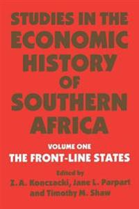 Studies in the Economic History of Southern Africa