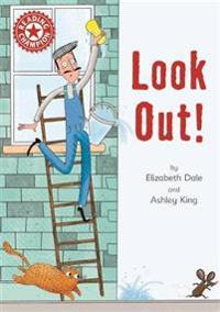 Reading champion: look out! - independent reading red 2