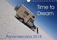 Time to Dream Panamericana 2018 2018