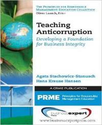 Teaching Anticorruption