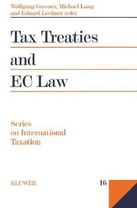 Tax Treaties and EC Law