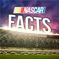 NASCAR Facts 2018 Daily Calendar