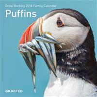 Puffins 2018 Calendar