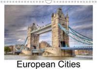 European Cities / UK Version 2018