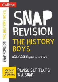 History boys: aqa gcse english literature text guide