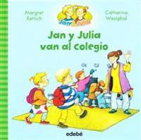 Jan y Julia Van Al Colegio