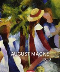 August Macke - Kalender 2018