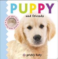 Puppy and friends - priddy touch & feel