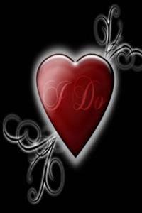 Wedding Journal I Do Wedding Heart: (Notebook, Diary, Blank Book)