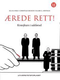 Ærede rett! - Ola Ø. Nisja, Christian Reusch, Kaare Andreas Shetelig pdf epub