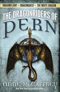 The Dragonriders of Pern: Dragonflight Dragonquest the White Dragon