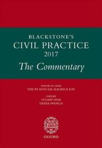 Blackstone's Civil Practice 2017