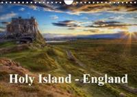 Holy Island - England / UK Version 2018