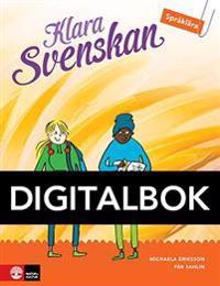 Klara svenskan åk 6 Elevbok Språklära Digital - Michaela Eriksson, Pär Sahlin pdf epub