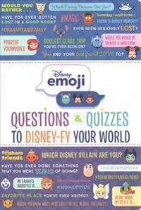 Disney Emoji: Questions and Quizzes to Disney-Fy Your World!